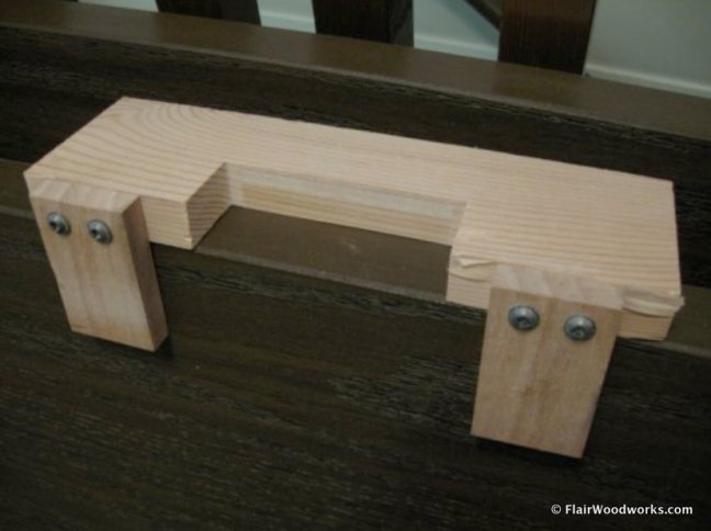 Door Mortise Jig for Router