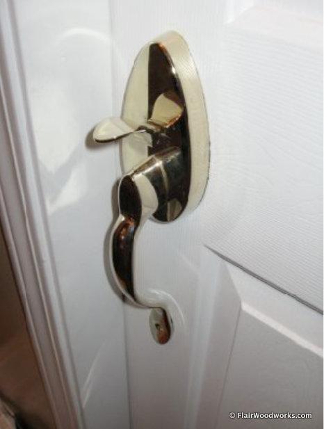 New door handle