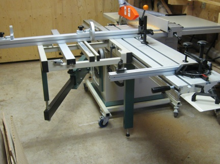 Review Of My Grizzly Sliding Table Saw G0623x Flair