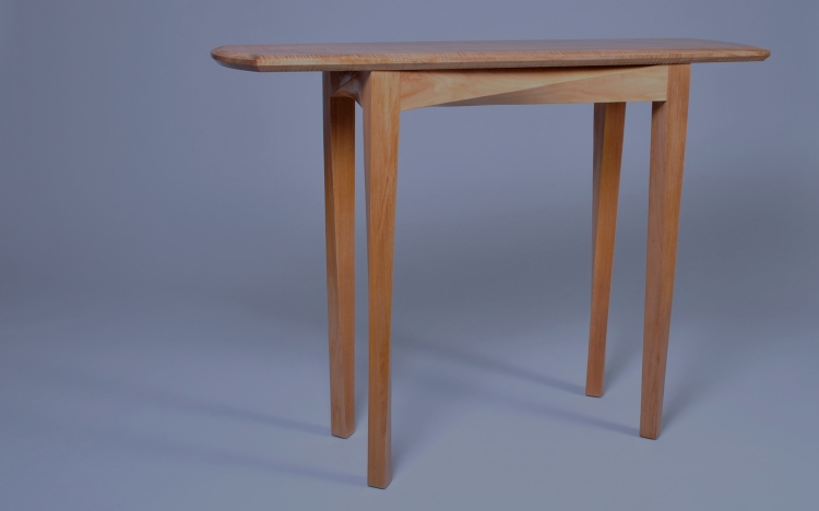 """Table with a Twist (42""""x12.5""""x30"""")"""