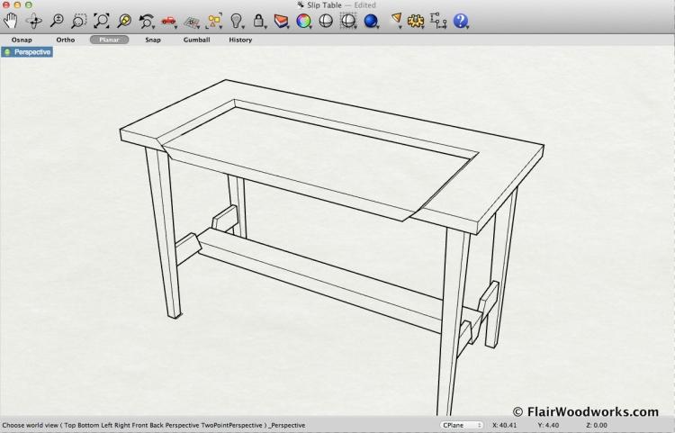 My Table Design