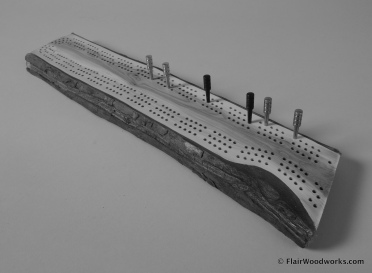 Cribbage Board 15a