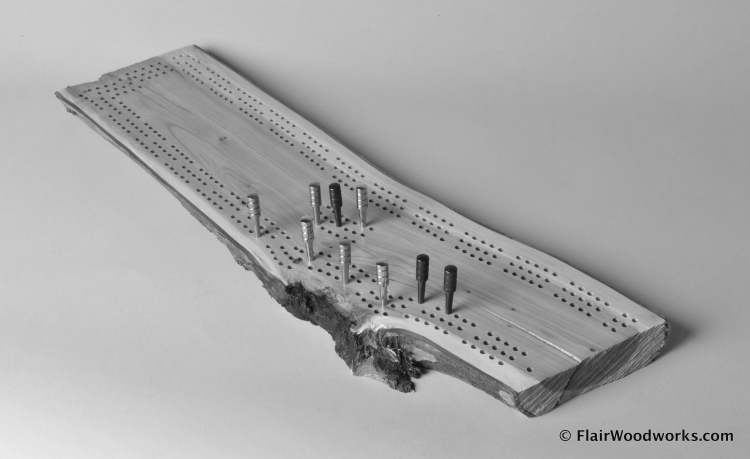 Cribbage Board 17