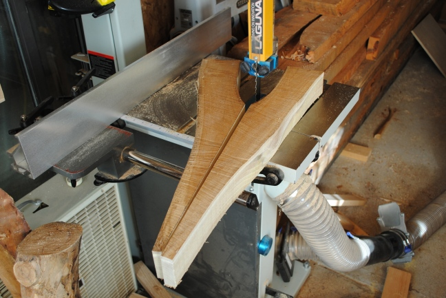 Black Locust Wall Table, Part I: Visualizing in Wood – Flair
