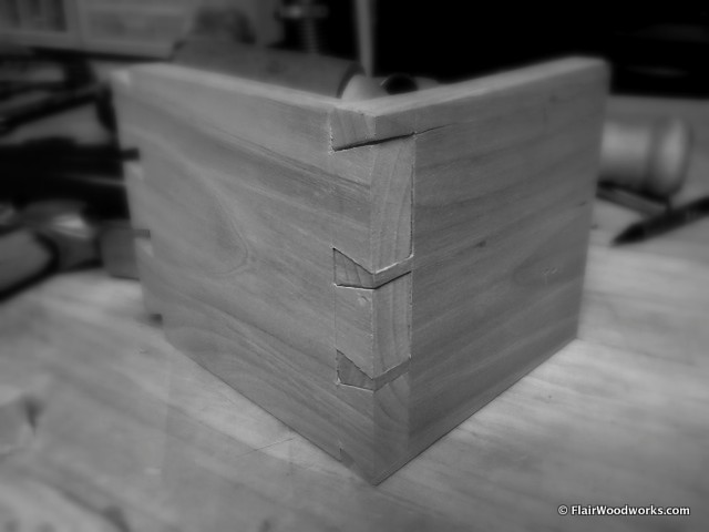 Bad Dovetail BW