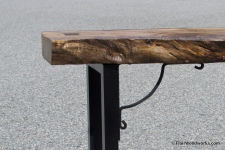 Maple Slab Table