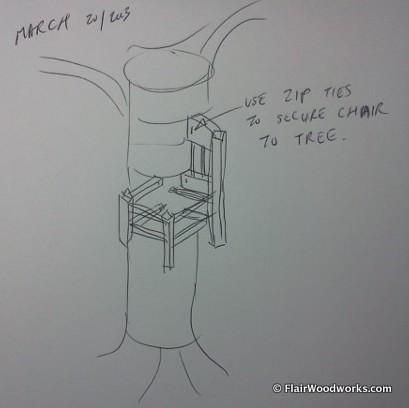 ArtWalk Tree Art
