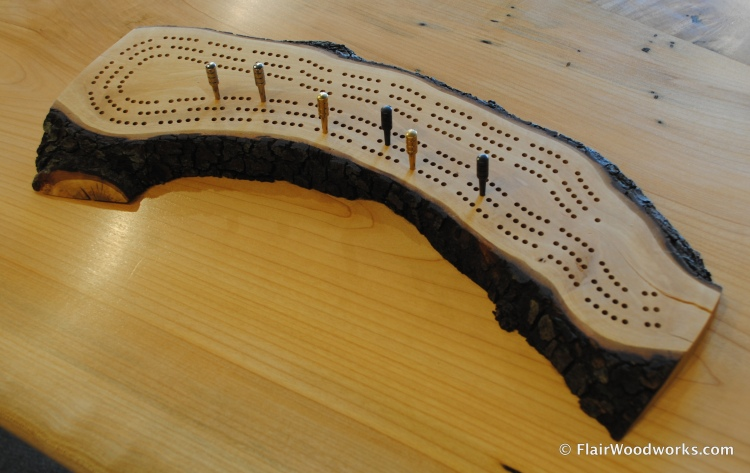 Cribbage Board #7 1