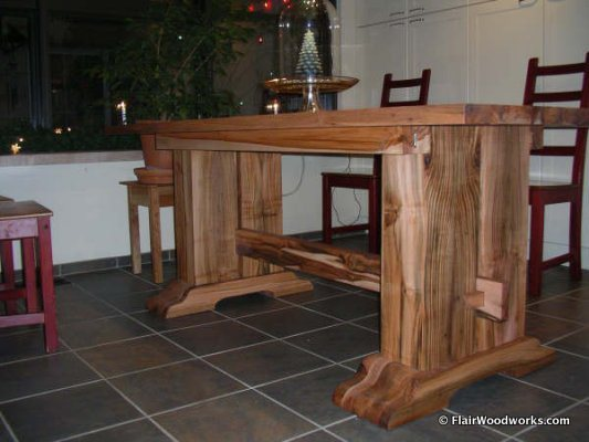 Dogwood Dining Table Low