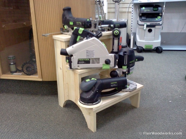 woodworking projects step stool