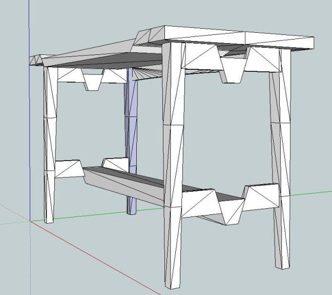 Matt Gradwohl's Table Design