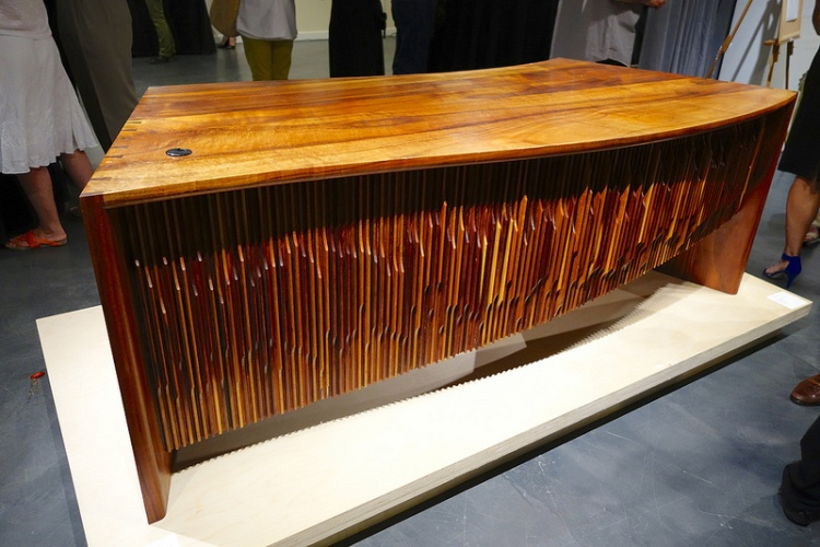 Waterfall Desk