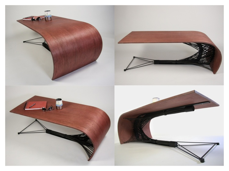 Arthur Hobden - Wicker Coffee Table