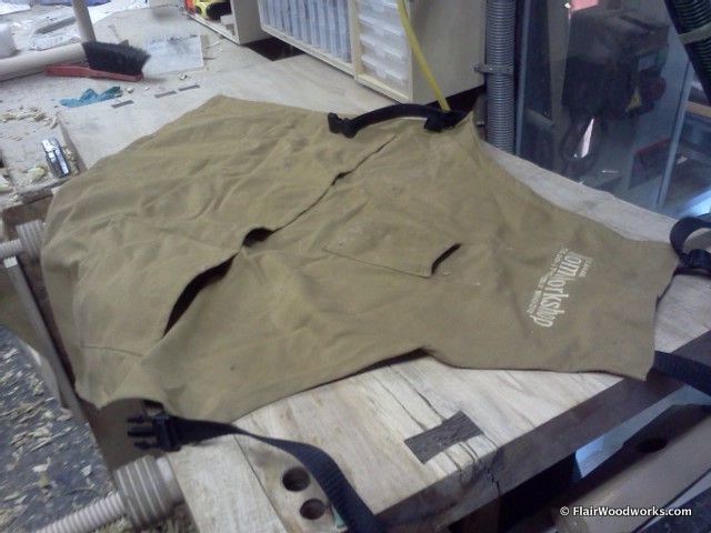 Canadian Home Workshop Apron2