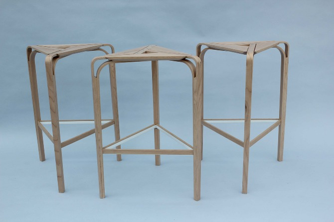Charlotte Kennedy - The Three Stool