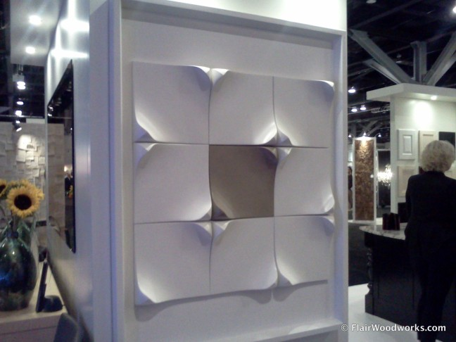 Curved Panels