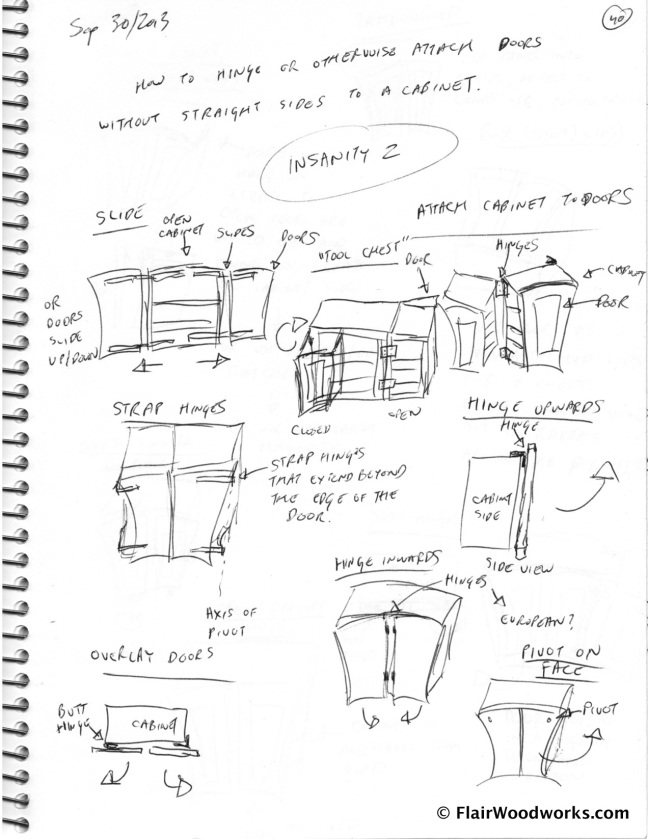 Insanity 2 Door Attachment Sketch, Page 1