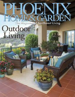 Phoenix Home & Garden, September 2013 issue
