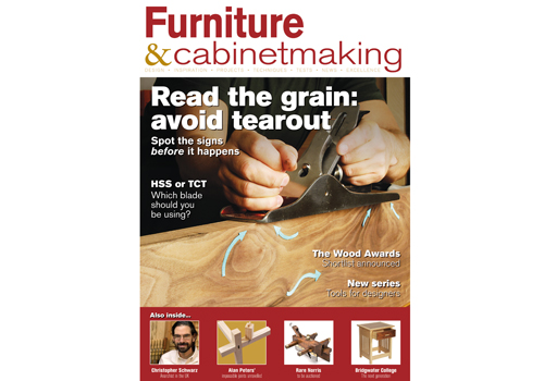 September 2013 Furniture & Cabinetmaking