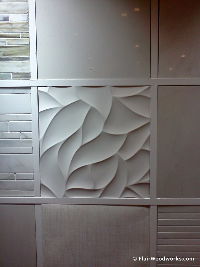 Suclpted Panel