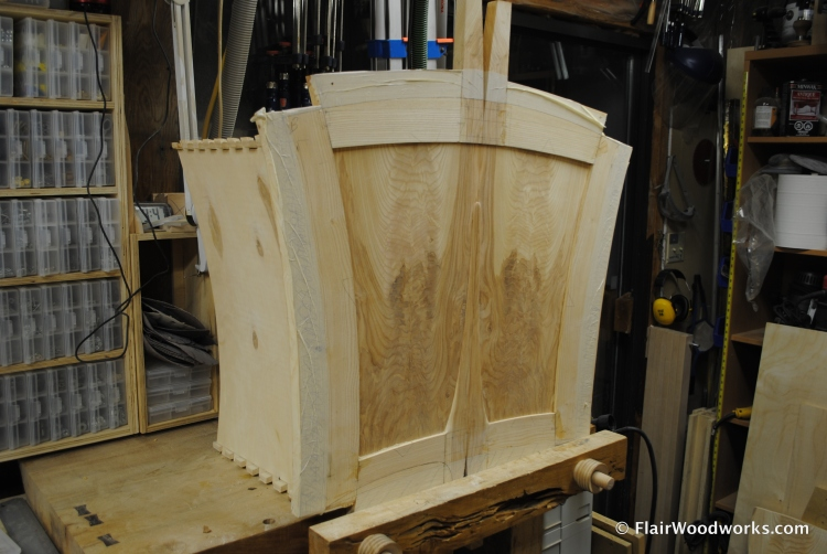 Insanity Cabinet Front