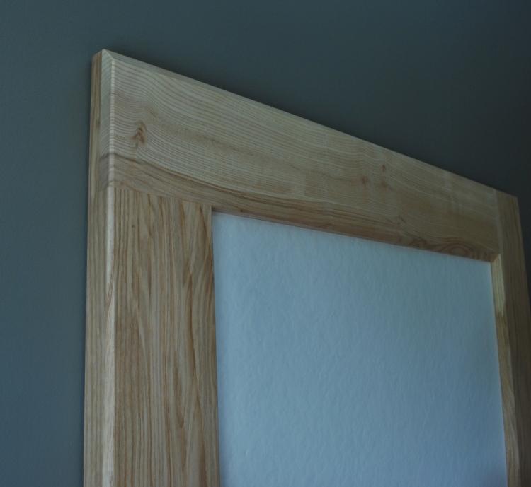 Ash Frame Detail