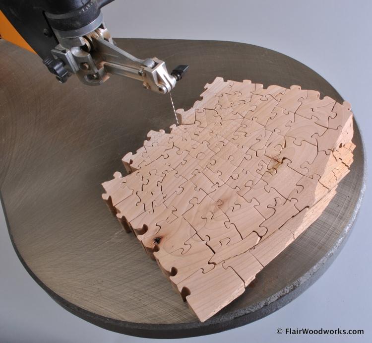 140-Piece Puzzle Top