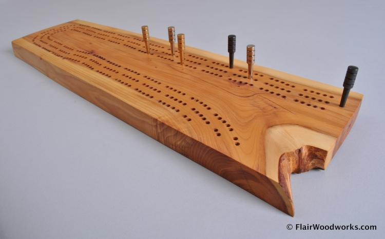 Cribbage Board 10 Right