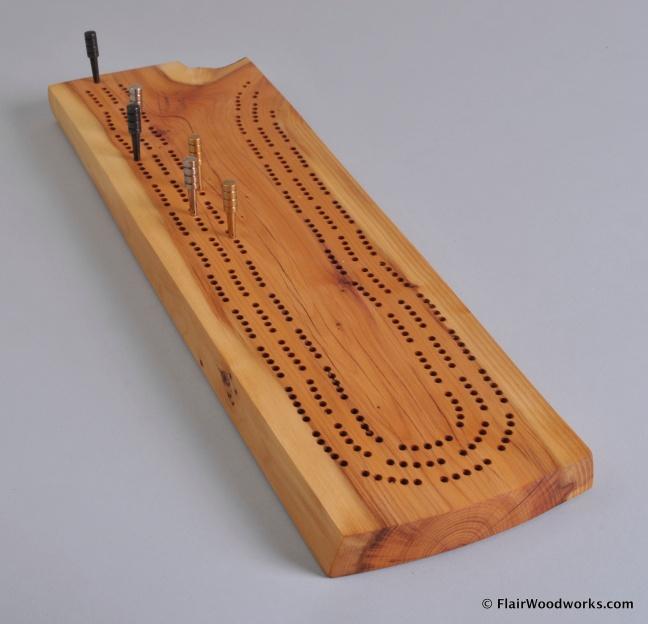Cribbage Board 10Left