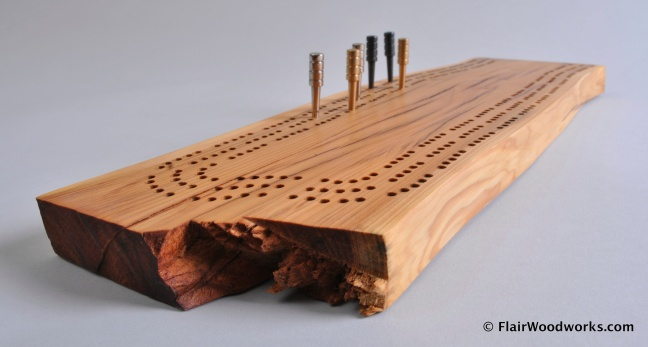 Cribbage Board 9 Low