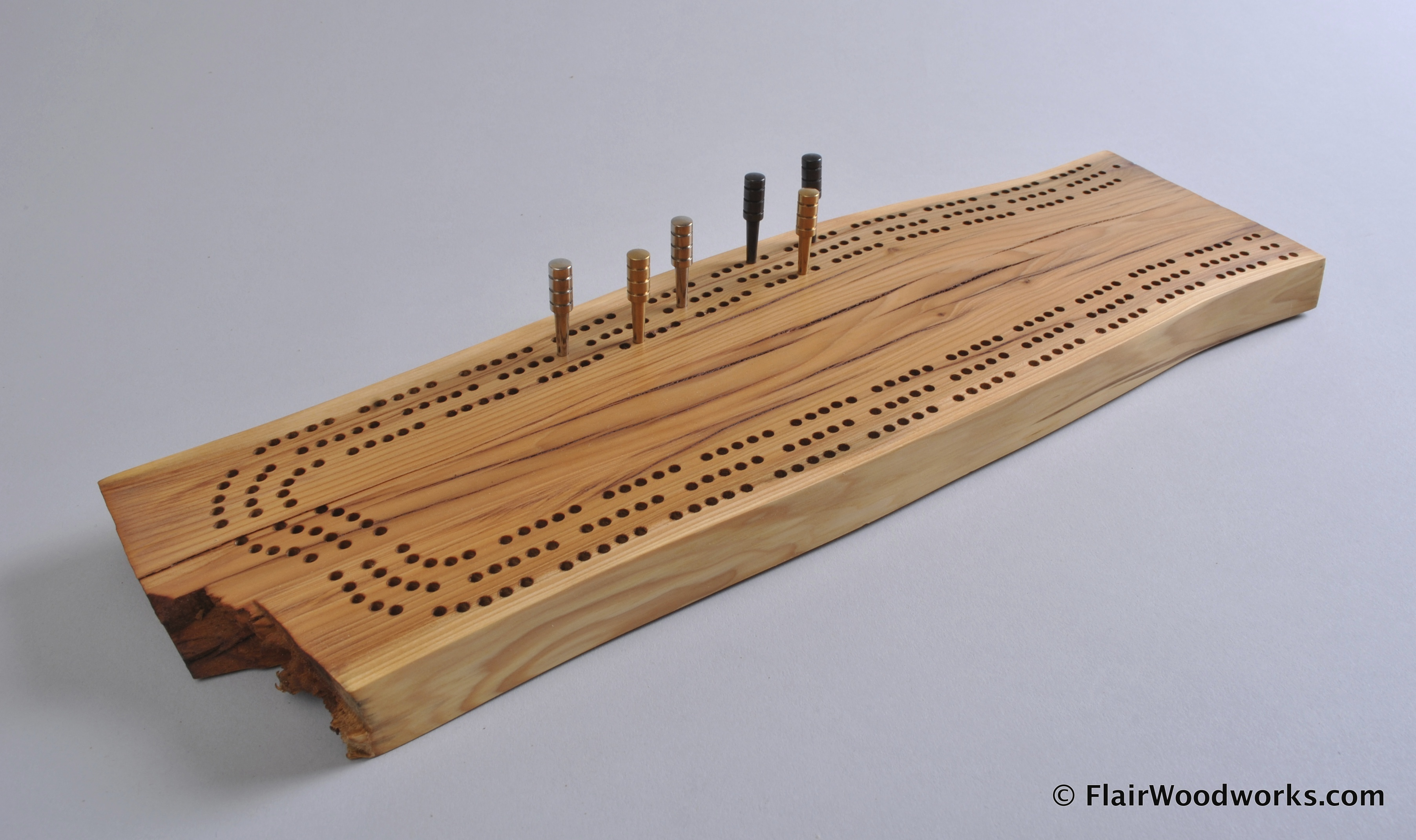 It's just a picture of Adaptable Printable Cribbage Boards