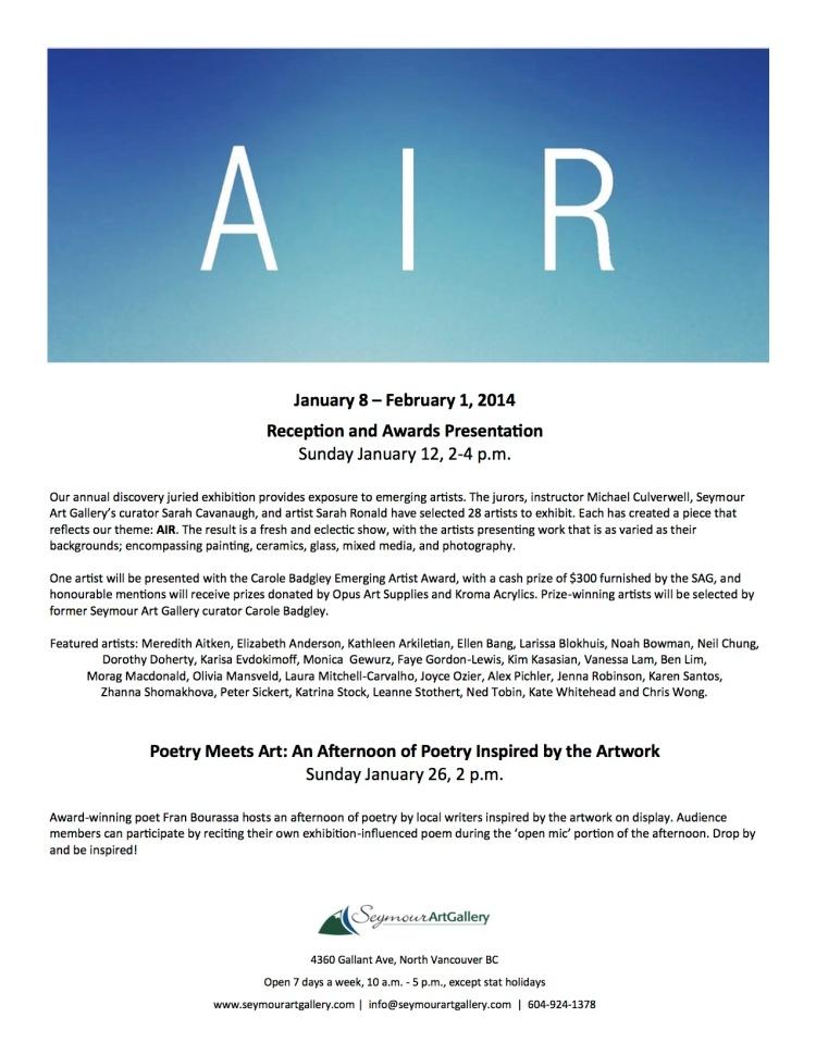 Discovery -Air E-vite