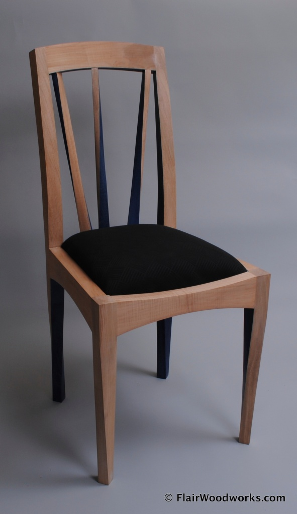 Chair with a Twist