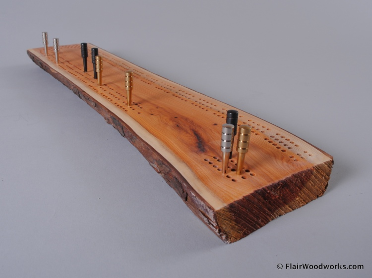 Cribbage Board 13c