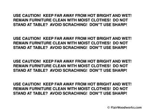 HTMFTS Instructions