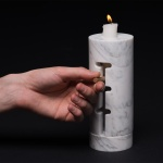 Inspiration photo: Odnosvechnik Candle Holder by Yaroslav Misonzhnikov