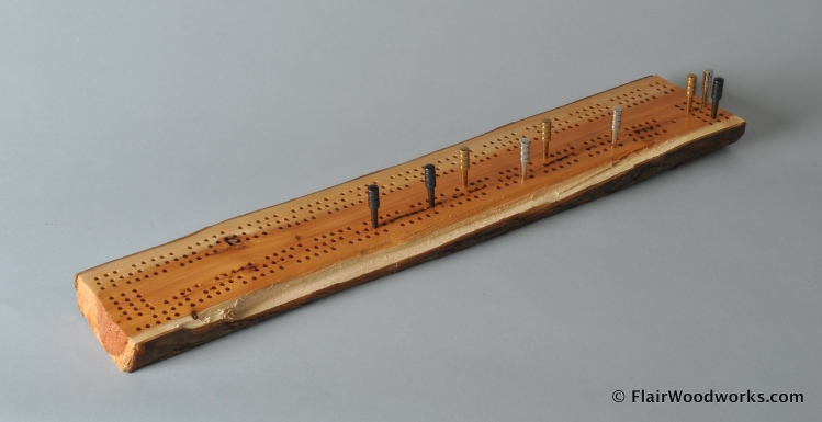 Cribbage Board 16b