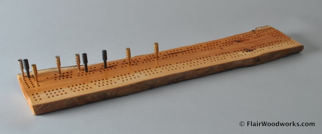 Cribbage Board 16c