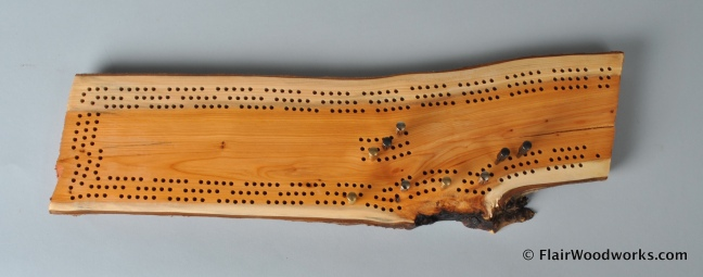 Cribbage Board 17a