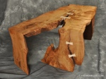 Cherry Coffee Table/Bench