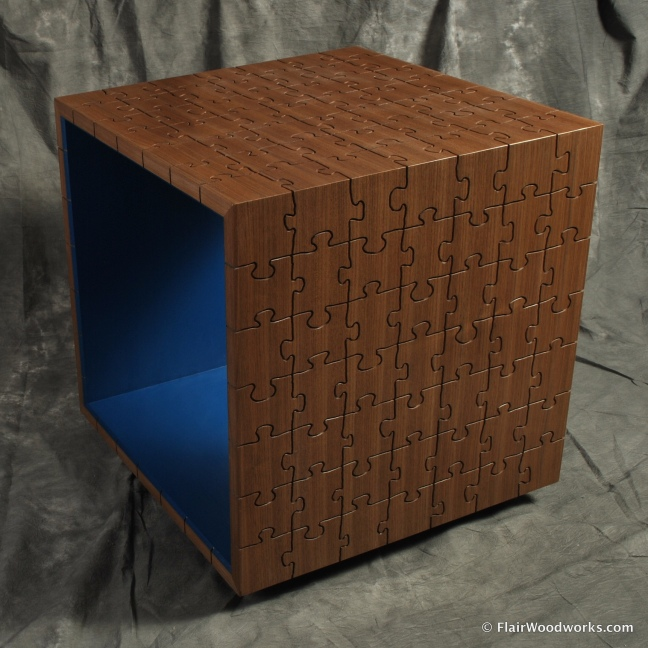 Jigsaw Puzzle Table1