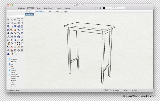 21st Century Writing Desk11