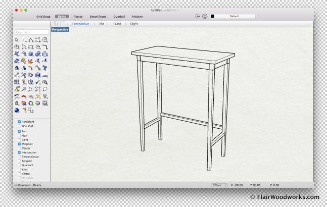 21st Century Writing Desk12