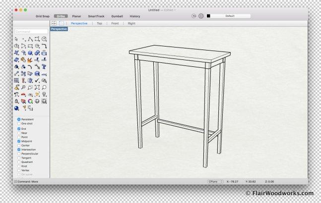21st Century Writing Desk13