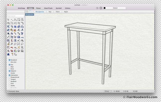 21st Century Writing Desk15