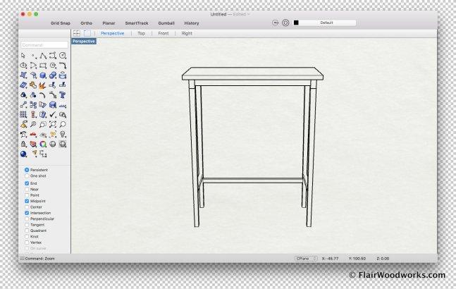 21st Century Writing Desk18b