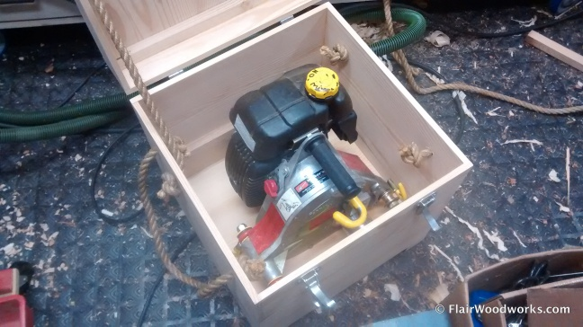 Custom Winch Box Top