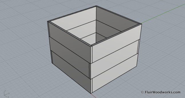 Simple Interlocking Joinery