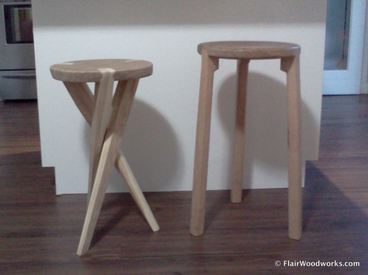 Shop Stools Low