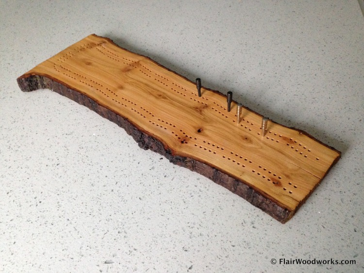 Cribbage Board 18 Right